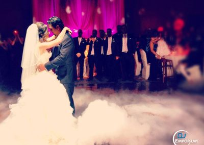 First Dance Smoke Special Effects