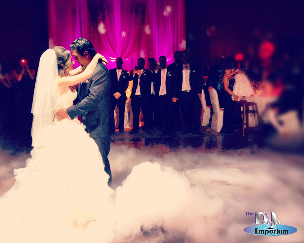 First Dance Special Effects