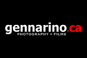 Gennarino.ca Photography & Films Logo